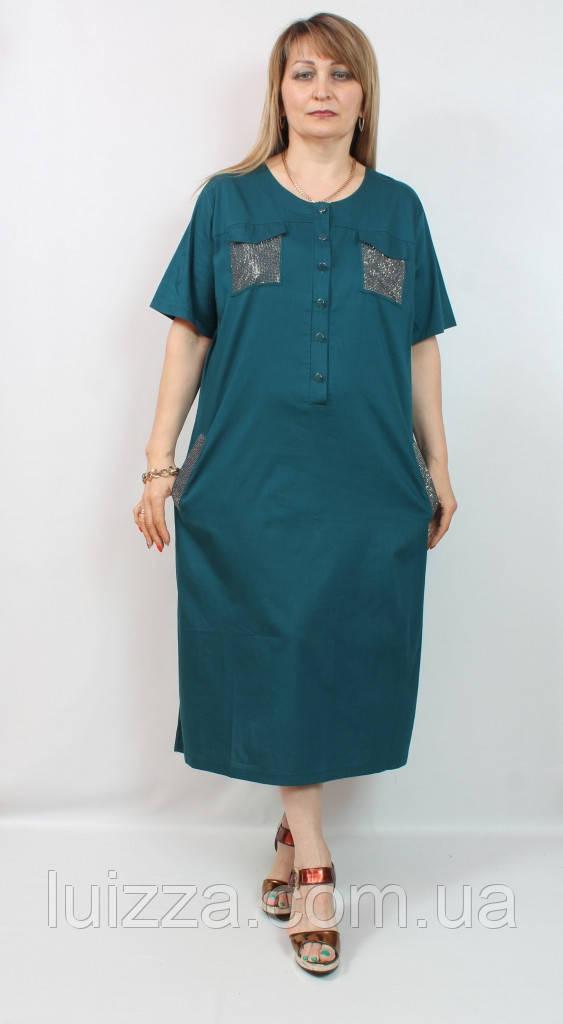 b12d0e4800bc643 Турецкое платье Adrenalin большого размера 50-58рр - Luizza-Луиза женская  одежда больших размеров