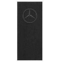 Банний рушник Mercedes-Benz Shower / Beach Towel, Black, артикул B66953607