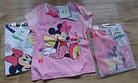 Футболки для девочек Minnie от Disney 6-23 мес.