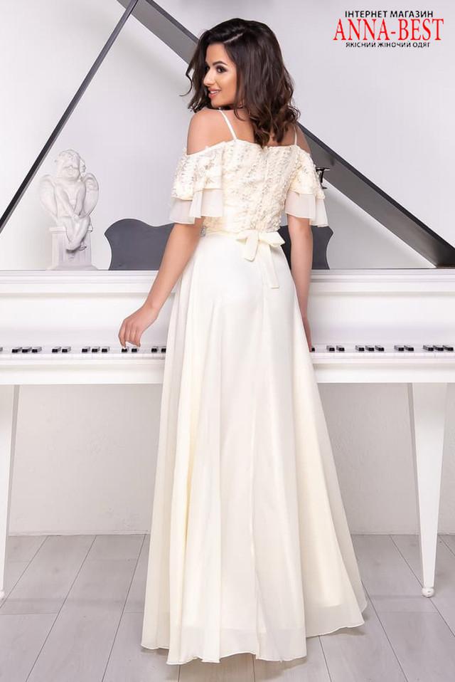 d8bfbe765d7 Шифоновое длинное платье выпускною вечернее розовое