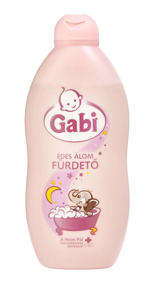 *Сладкий сон*-для вечерней детской ванны гель Gaby 400ml из Венгрии