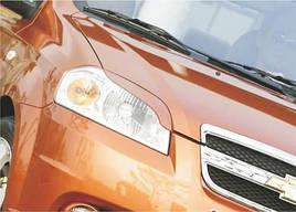 Реснички Chevrolet Aveo III (2006-г.в.Spirit)-2