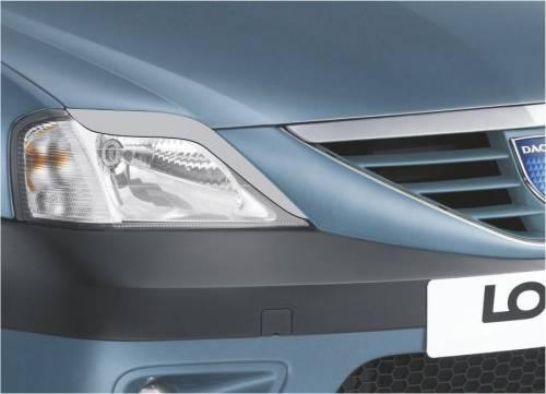 Реснички Dacia Logan (2005-г.в.Spirit)