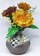 Ваза з квітками
