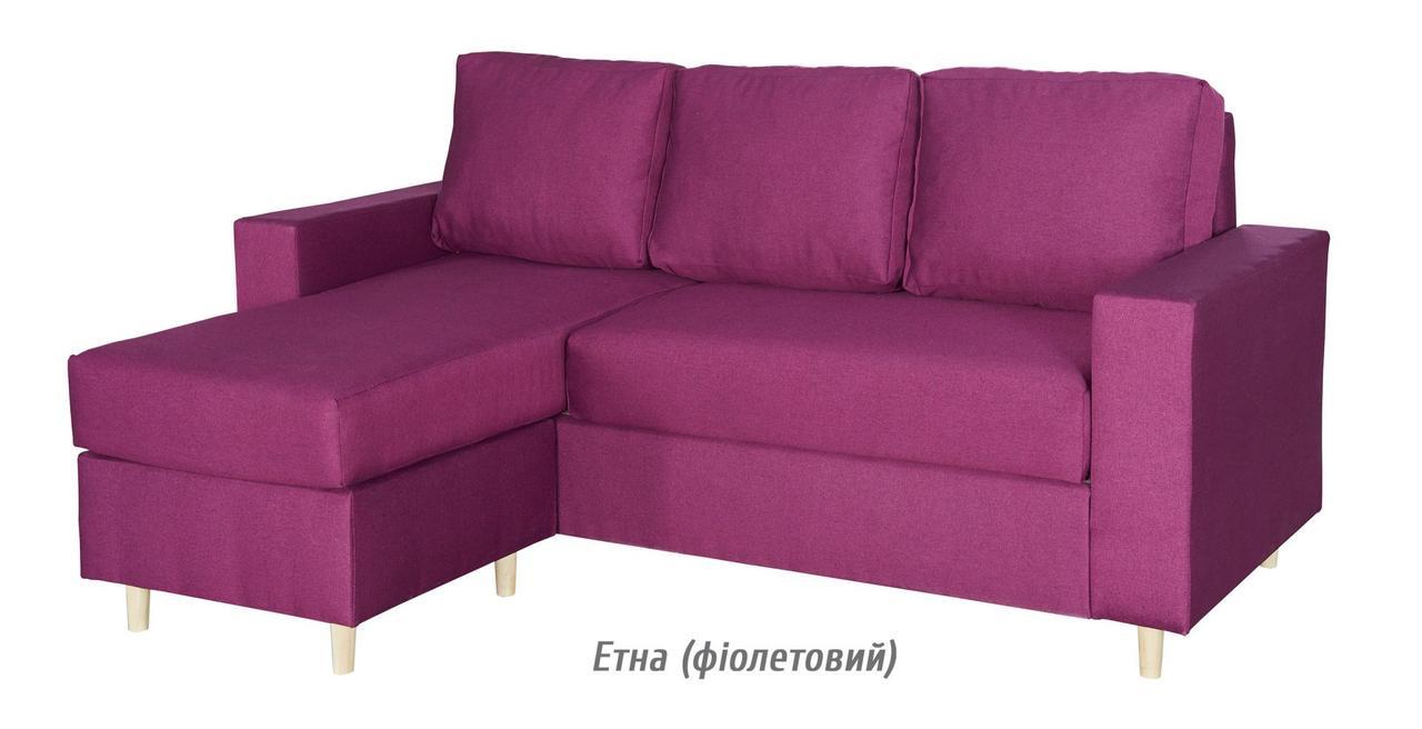 Кутовий диван Етна