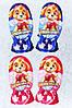 Варежки болоневые для девочек оптом, Disney,  № 800-547