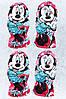 Варежки болоневые для девочек оптом, Disney,   № MIN-G-GLOVES-83