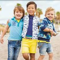 Детские костюмы Лето