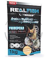 Универсальная прикормка Real Fish Универсал Ваниль-карамель