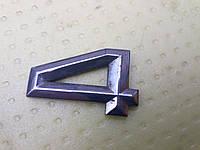 Шильдик эмблема значок ауди а4 б5 audi a4 b5 8d0853741a бу, фото 1