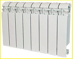 Алюминиевый радиатор Global VOX R 350/100, Италия