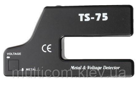 17-04-026. Детектор прихованої проводки і металу DT TS75
