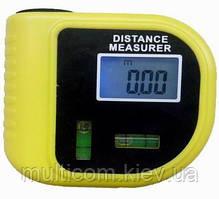 17-05-221. Цифровой дальномер DT WH3010, измеряет расстояние от 0,5 до 18 метров