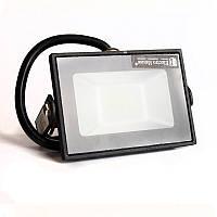 Прожектор светодиодный 10W 1000lm ElectroHouse холодный белый