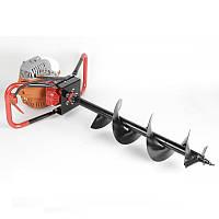 Мотобур LEX GD520 : 5200 Вт | 3 бура в комплекте