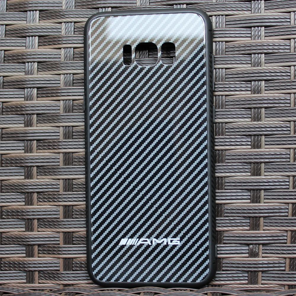 Чехол Mercedes AMG для Samsung Galaxy S8 Plus G955