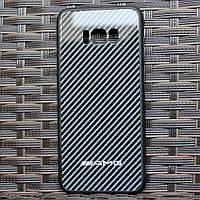 Чехол Mercedes AMG для Samsung Galaxy S8 Plus G955, фото 1