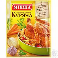 """Приправа смакова Куряча 80г """"МІВІНА"""" (1/60)"""