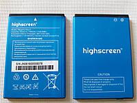 Оригинальный аккумулятор ( АКБ / батарея ) для Highscreen Easy F | Easy F Pro 1700mAh