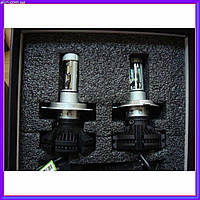 Светодиодные LED лампы для фар автомобиля ксенон X3 H11