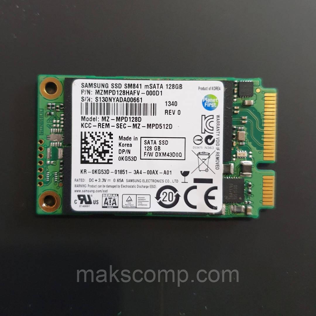 SSD Samsung SM841 128GB msata(MZ-MPD128D)