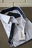 Мужская рубашка с коротким рукавом FERRERO GIZZI (размер 46), фото 2