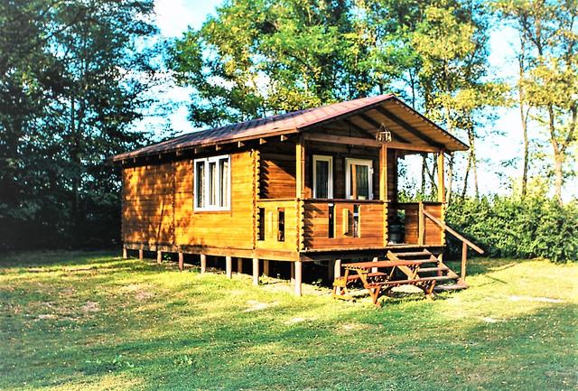 деревянный дом из бруса фото 8