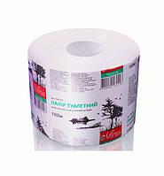 Туалетная бумага «Эконом» с гильзой, 45 м, Mirus Эконом