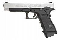 Пістолет Army R34-J GBB Silver, фото 1