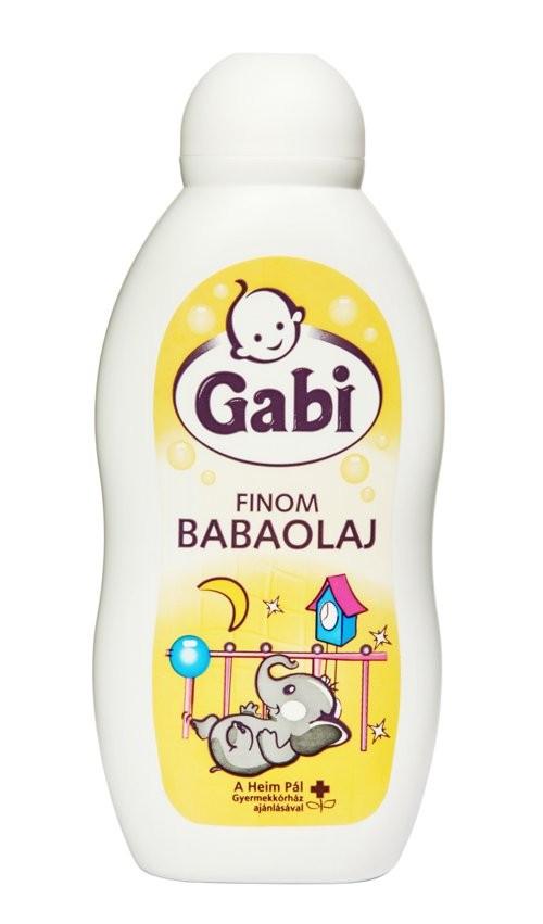 Маселко для тела малышей Gaby 200ml из Венгрии