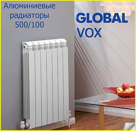 Алюминиевый радиатор Global VOX R 500/100, Италия