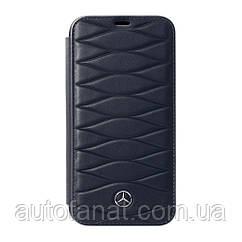 Оригинальный кожаный чехол-книжка для iPhone® 7/8 Mercedes Cover for iPhone® 7/8, Booktype (B66958616)