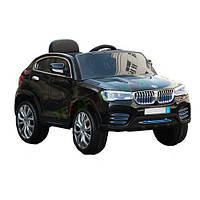Эл-мобиль XM806 BLACK джип на Bluetooth 2.4G Р/У 12V7AH мотор 2*35W с MP3 120*72*60 Ухти-Тухти Кривой Рог