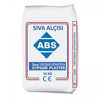 Стартовая гипсовая штукатурка ABS SIVA Турция (30кг)