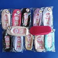 Носки- следы (35-38) маломерки гипюровые с х/б стопой с тормозамии и селиконом вокуг стопы, для девочек