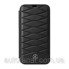 Кожаный чехол-книжка для iPhone® 7/8 Mercedes Cover for iPhone® 7/8, Booktype, Black