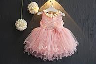 Нарядное платье для девочки  размер 92., фото 1
