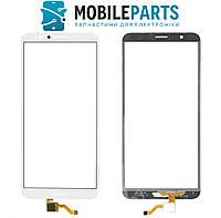 Сенсор (Тачскрин) для телефона Huawei Honor 7X (BND-L21) (Белый) Оригинал Китай