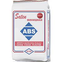 Финишная гипсовая шпаклевка ABS SATEN Турция (25кг)