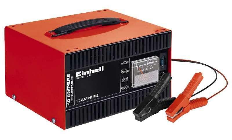 Зарядное устройство Einhell CC-BC 10 E