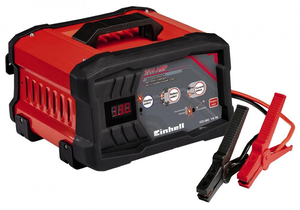 Зарядное устройство Einhell CC-BC 15 M