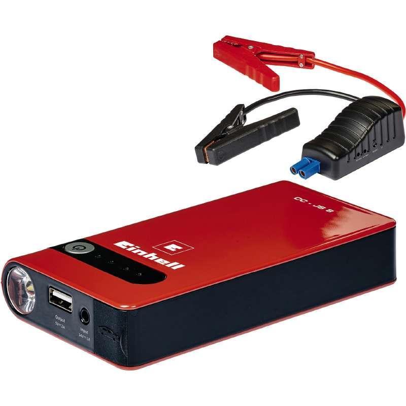Пусковое зарядное устройство Einhell CC-JS 8