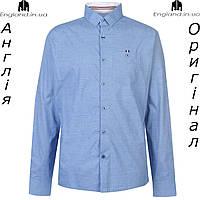 Размер 2XL (54) - Рубашка мужская Kangol из Англии - для прогулок - Распродажа