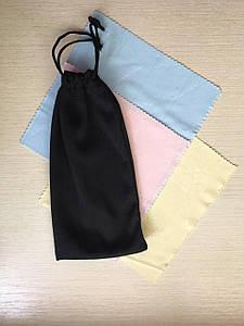 Мешочек для очков + салфетка для протирания