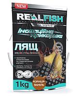 """Прикормка Real Fish """"Лещ"""" Корица-ваниль"""