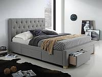 Двуспальная кровать Signal OSLO