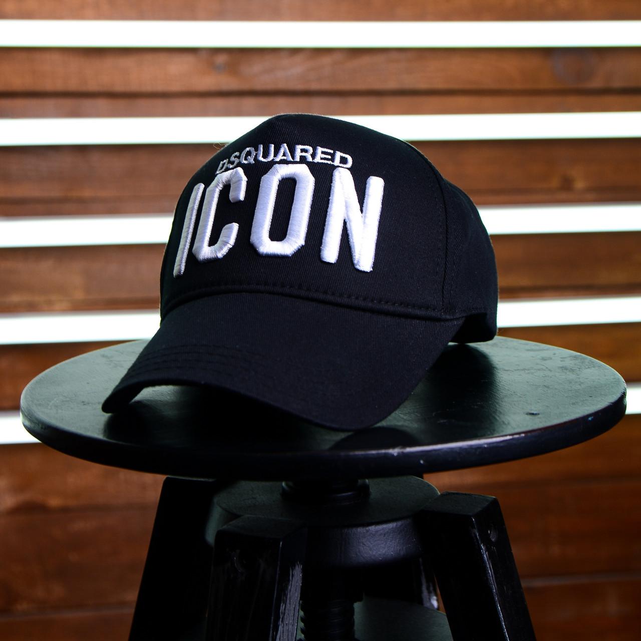 Кепка ICON Черная