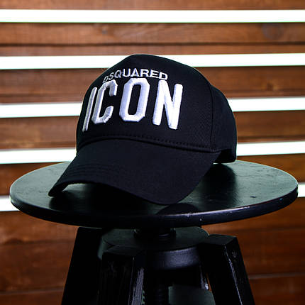 Кепка ICON Черная, фото 2