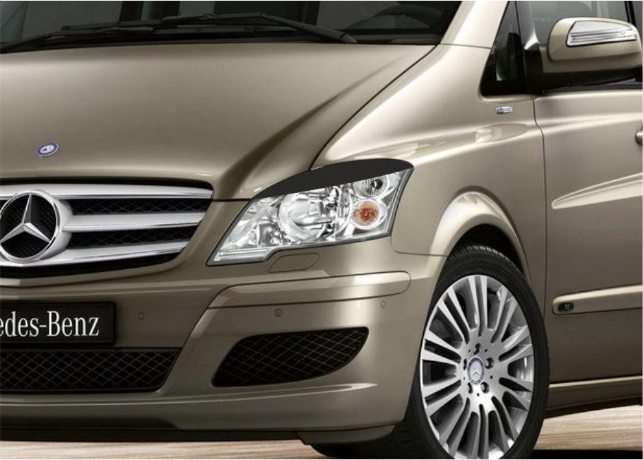 Реснички Mercedes-Benz Vito (2010-г.в.Spirit)