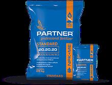 Комплексное удобрение Партнер Стандарт (Partner Standart) NPK 20.20.20+S+ME, 25 кг